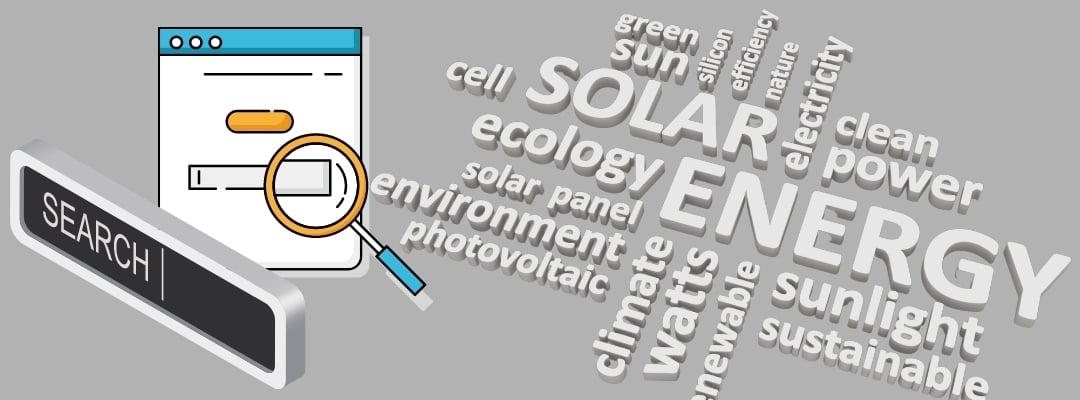 solar-keywords